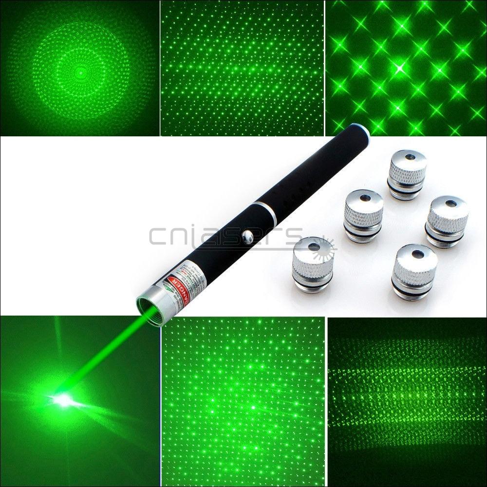 Green Laser Pen 5 In 1-001