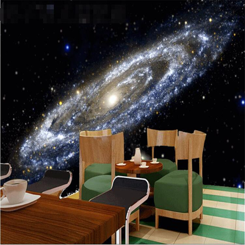 Custom photo wall paper Disk of the Milky Way Galaxy