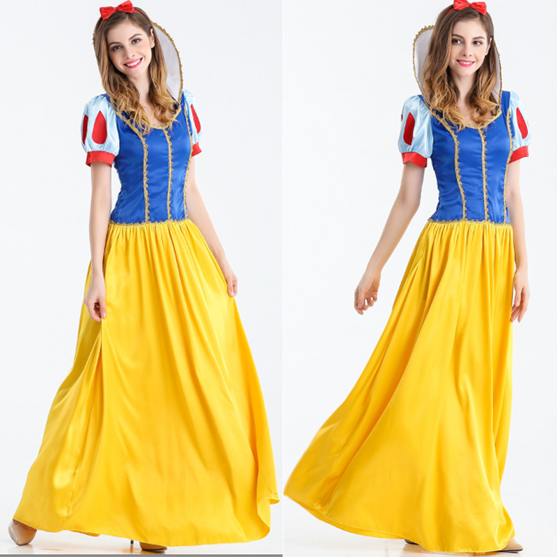 2018 New Halloween costumes for women Nightclub anime costume Club Stage DS elsa  minion attack on titan adult cosplay costume