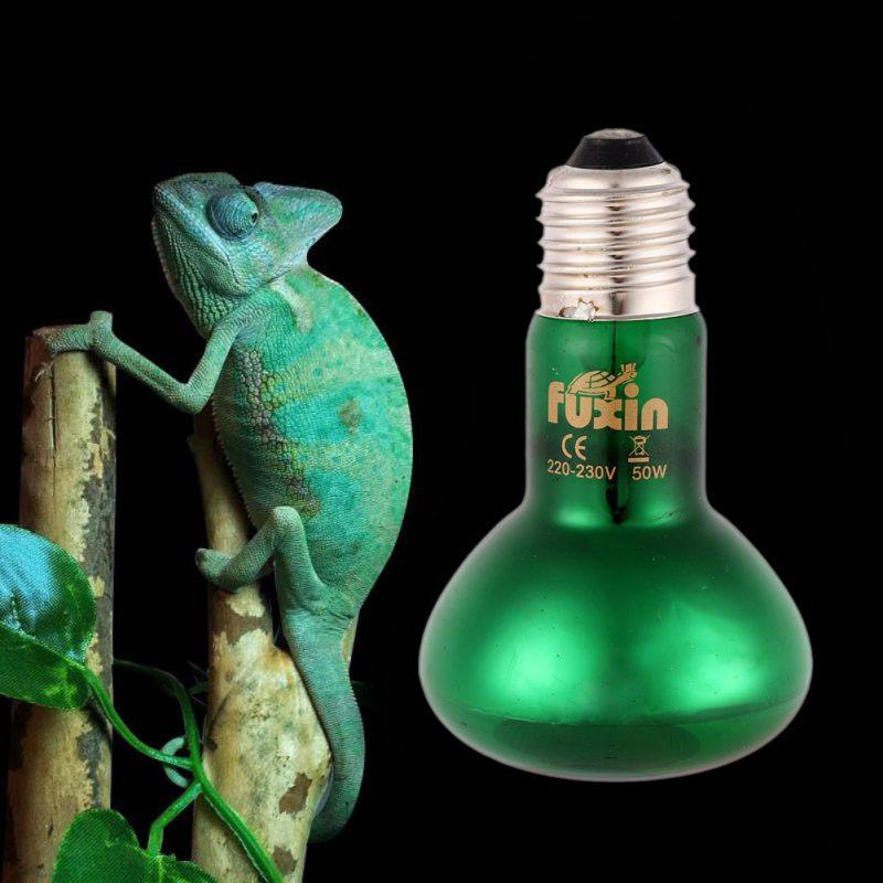 E27 25W 50W 75W 100W Pet Heat Light Quality Pet Bulb Mini Infrared Ceramic Emitter Heat Light Lamp Bulb For Reptile Pet Brooder