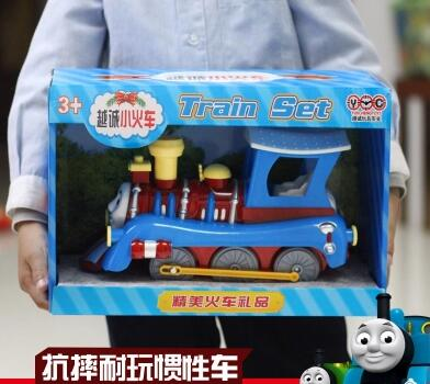 thomas and friends Inertia car kids train toys cars BIG SIZE Resistance to fall gift toy