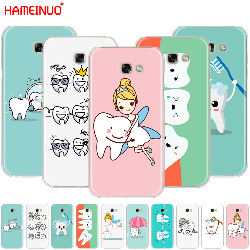 Half-wrapped Case Cellphones & Telecommunications Good Desxz Nurse Doctor Dentist Stethoscope Tooth Injections Case For Samsung Galaxy A3 A5 A6 A7 A8 A9 Plus Protection Cover