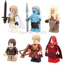 Lepin Starwars Harry Potter Super Hero Game of Thrones Princess Elsa Figures Building Block Bricks Toys For Girls(China (Mainland))