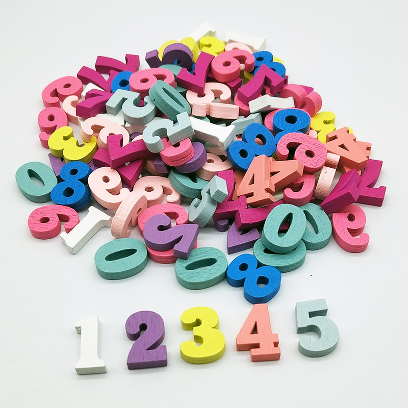 Garment Beads Arts,crafts & Sewing Selfless 50pcs/lot 15mm Mix Letters/number Randomly Wood Beads For Kids Diy Craft Supplies Puzzle Wood Beads Accessories Decoration Beads
