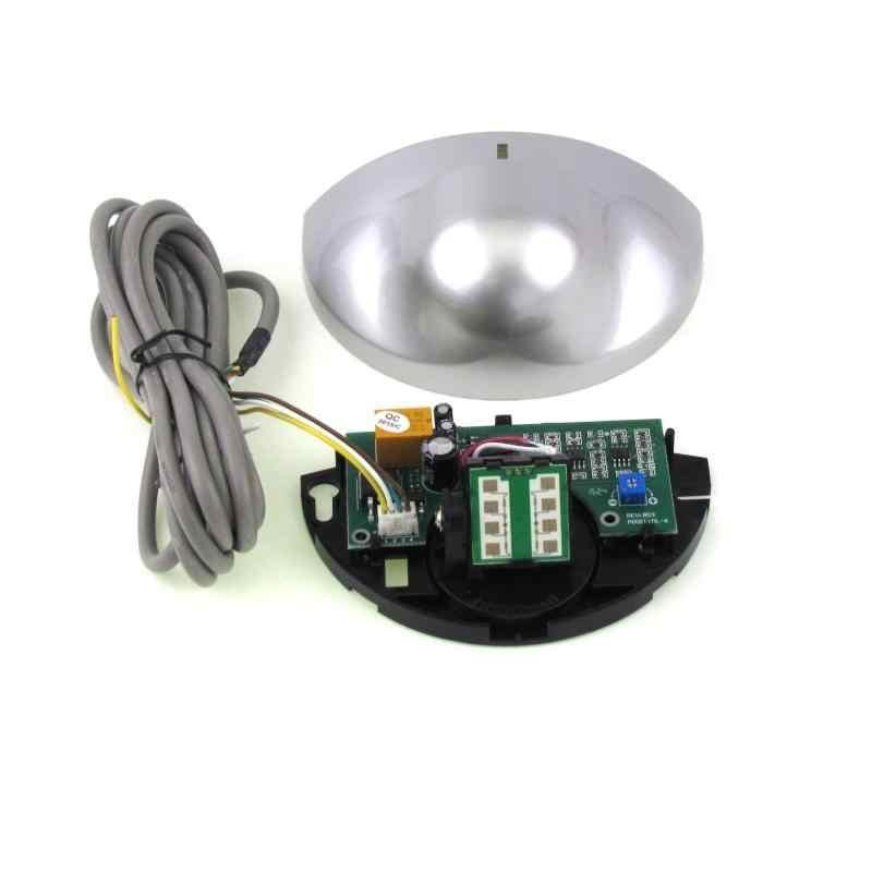 Автоматические ворота микроволновый датчик движения Детектор черный серебристый цвет раздвижные распашные двери сенсор автоматическое открытие