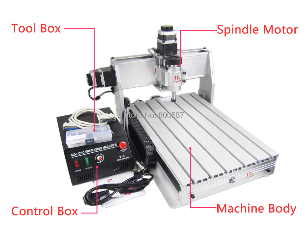 mini desktop engraving machine CNC 3040 T-DJ upgrade from 3020, CNC Router Engraver Milling Drilling Machine, Free tax to EU cnc 3020 mini desktop engraving machine 2030 drilling