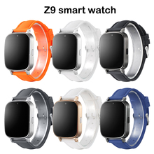 Z9 Candy Farbe Bluetooth Smart Watch Phone Kamerad Sport GSM SIM Smartwatch Für ANDROID/IOS