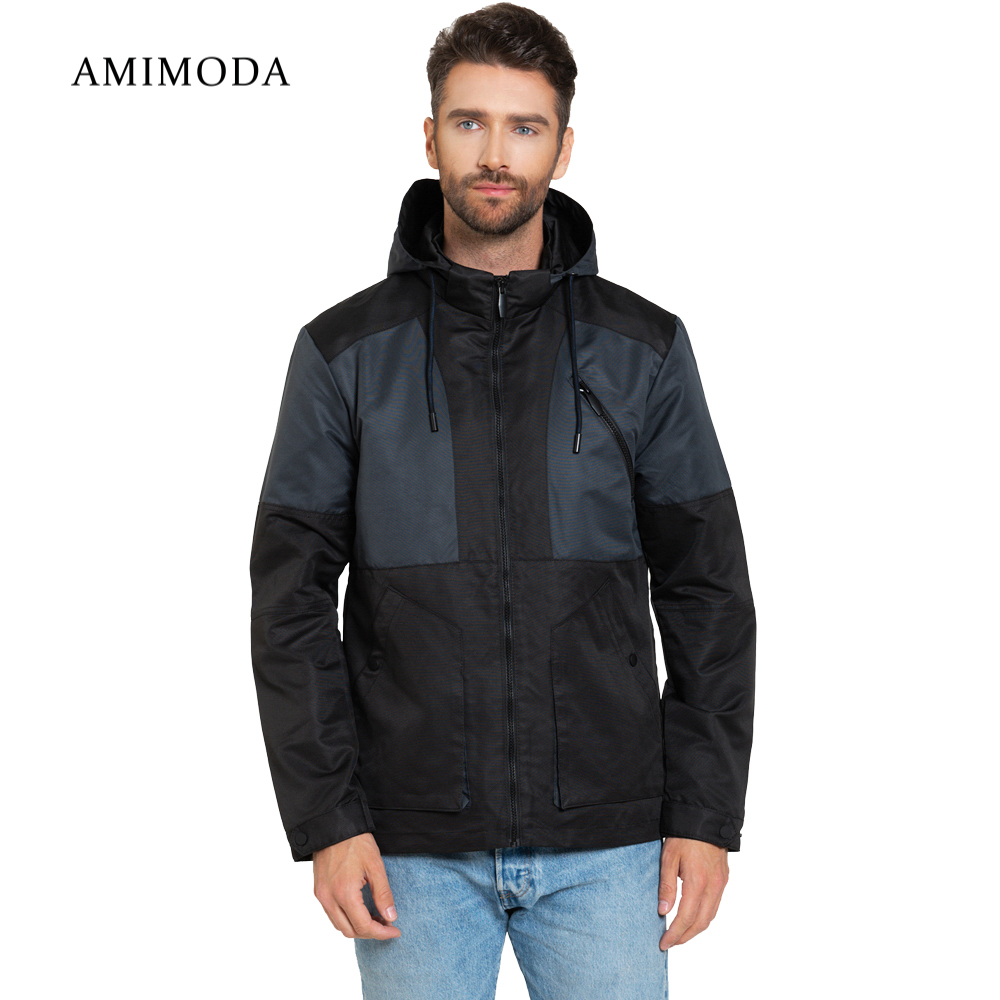 Jackets Amimoda 10016-0108 Men\'s Clothing windbreakers for men  cloak jacket coat parkas hooded jackets amimoda 10013 0208 men s clothing windbreakers for men cloak jacket coat parkas hooded
