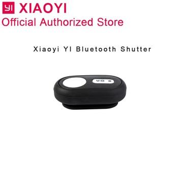 Original Yi Bluetooth Shutter 1080p 4 K/4 k Plus Lite Action Kamera Sport Outdoor Cam Tragbaren Fern controller Kamera Accessori