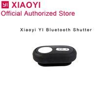 Оригинальный Yi Bluetooth затвора 1080 p 4 к/4 к плюс Lite Спортивная экшн-камера камеры для наружных помещений портативный пульт дистанционного управления Kamera Accessori