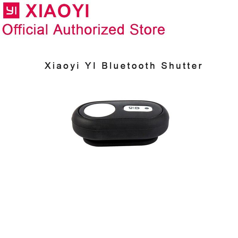 Original Yi Bluetooth Shutter 1080 p 4 karat/4 karat Plus Lite Action Kamera Sport Outdoor Cam Tragbaren Fern controller Kamera Accessori