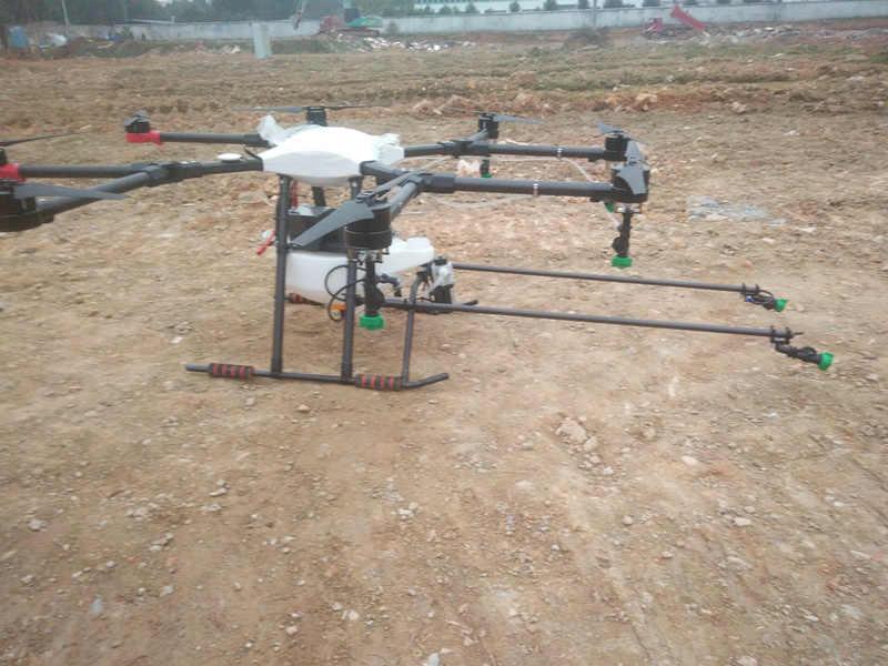 8 osi 10KG ochrona rolnicza Drone wieloosiowa ochrona rolnicza UAV do posypywania pestycydów RTF