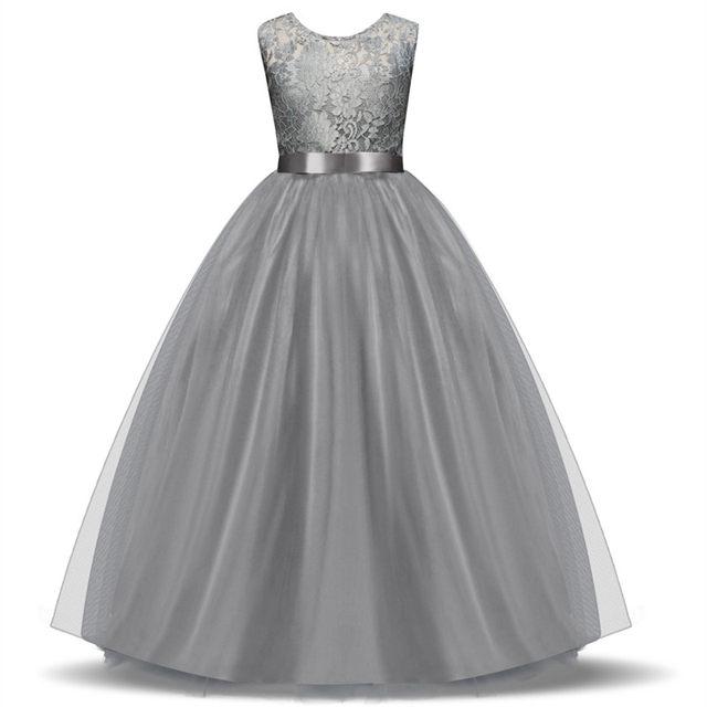 Tienda Online La muchacha de flor de la boda prom graduación vestido ...