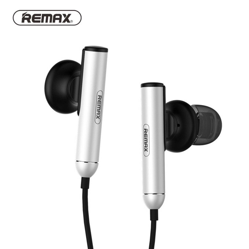 Remax Sport Wireless Bluetooth Earphone Stereo Headset with Mic RB-S9 + Retail package remax bluetooth v4 1 touch control wireless stereo earphone music headphone headset for iphone rb 300hb