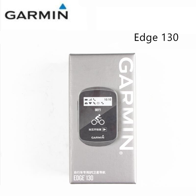 2018 Garmin Edge 130 vélo GPS Version aérodynamique bord d'ordinateur 20/25/130/200/520/820/1000/1030/