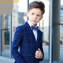 a2bca607bb8d ANGEL COCO Boutique Blazer Pants Vest Shirts Bowtie Toddler