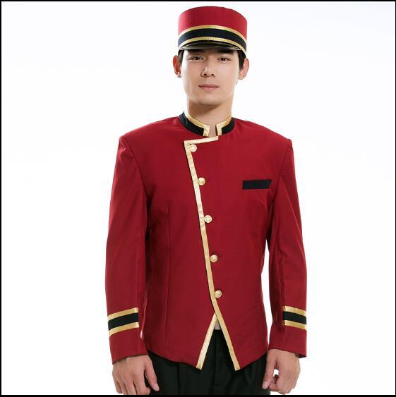 Receptionist Uniforms Hotels Reception