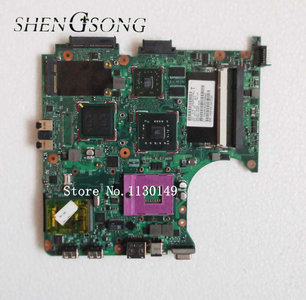 491976-001 Free shipping for hp compaq 6531S 6730S laptop motherboard PM45 DDR2 100% tested OK la 5972p for lenovo ideapad g555 laptop motherboard ddr2 free shipping 100% test ok