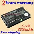JIGU Laptop Battery For Asus F8 F80 F80H F80A F80Q F80L F81 F83 F50 N80 N81 X61 X61W X61S X61GX X61SL X61Z X80 X82 X83 X85 X85C