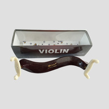 Exquisite Colorful Stalinite Violin Shoulder Rest Professional Violino 3/4 4/4 six color Shoulder Pad Parts Accessories