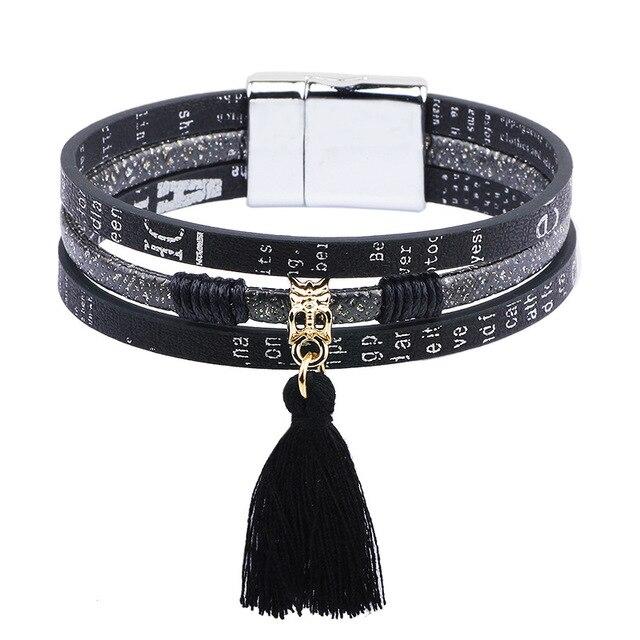Trendy Bracelet Titanium...