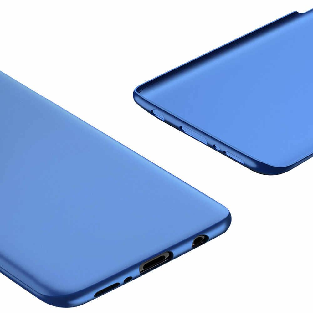 الفاخرة الصلب PC واقية حالة غطاء لسامسونج غالاكسي S9 5.8 بوصة/سامسونج غالاكسي S9 plus 6.2 بوصة دروبشيبينغ April03