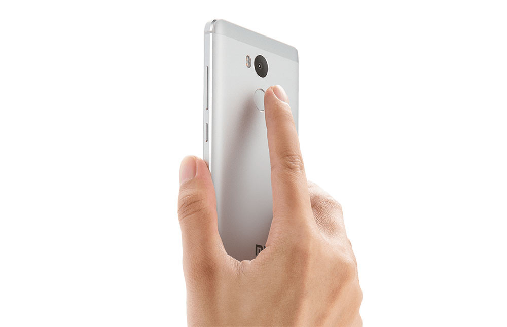 xiaomi redmi 4  xiaomi redmi 4 pro mobile phone -fingerprint