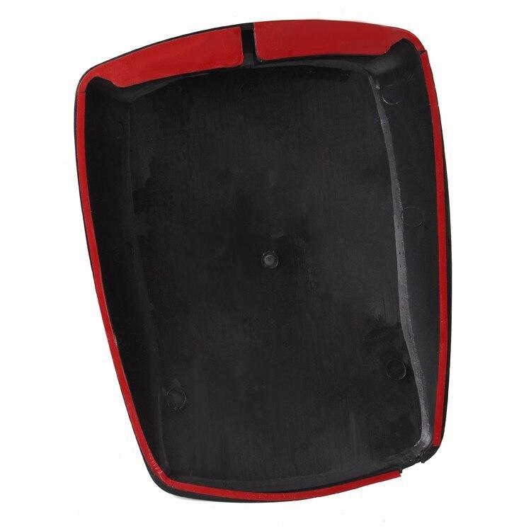 Posbay универсальный автомобиль грузовик авто внедорожник автомобиля боковые наклейки воздуха впускной поток вентиляционная решетка капота декоративные наклейки крыло Черный ABS