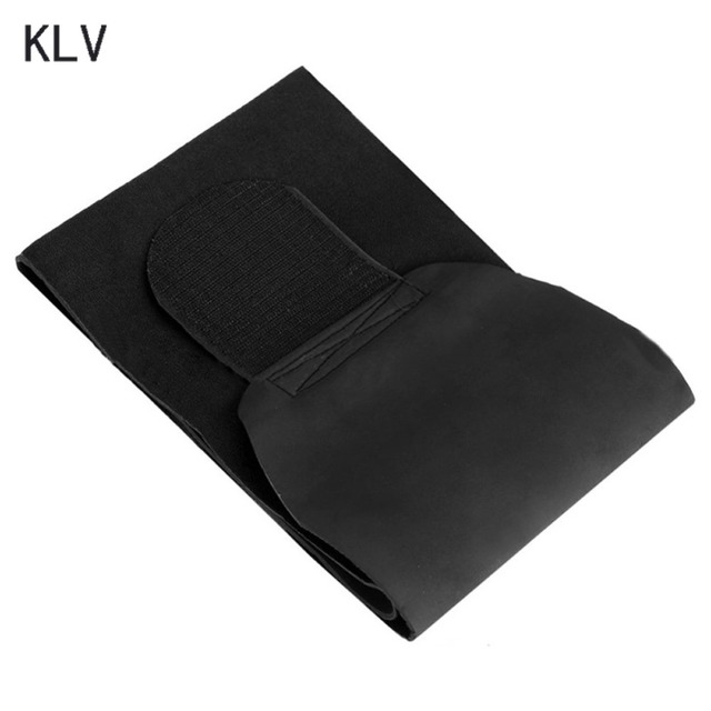 KLV Burn Fat Exercise Slimming Belt Weight Loss Waist Trimmer Adjustable Belly 2