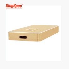 KingSpec New Z1 External Portable SSD 256GB Solid State Hard Drive Disk 240GB for laptop/Mac/desktop Type-C USB3.1 Gen.2 10Gbps