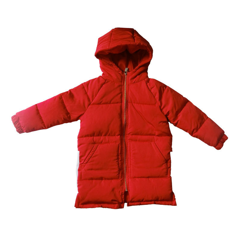 Boys Cotton Clothing 2018 Winter New Children Long Sleeve Jacket Cotton Padded Coat Long Down Jacket Thick Winter Warm Coats tnlnzhyn winter new women clothing warm cotton coat fashion large size thicken long sleeve casual female cotton outerwear qq260
