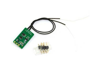 Высокое качество Frsky XM + XM Micro D16 SBUS полный диапазон приемника до 16CH для RC Multicopte