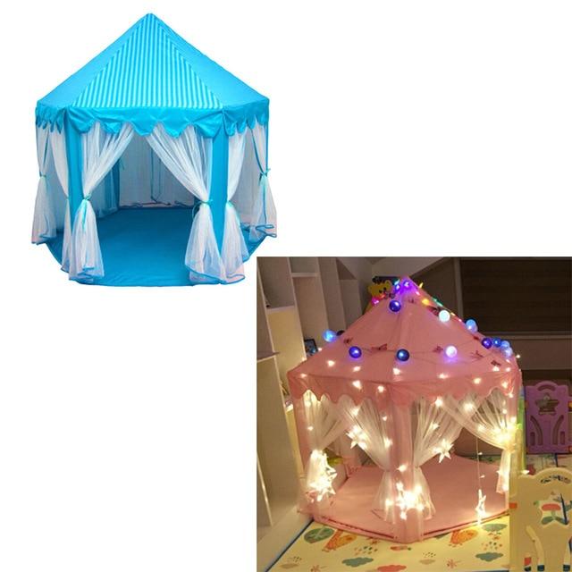 Portable Children Kids Play Tents Outdoor Garden Folding Toy Tent Pop Up Kids Girl Princess Castle  sc 1 st  AliExpress.com & Portable Children Kids Play Tents Outdoor Garden Folding Toy Tent ...