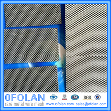 Diamond Micro Hole 2.0mm*3.0mm Titanium Expanded Filter Mesh For Battery Electrode(Gr1 In Stock) Factory Direct Sales 10cm*20cm