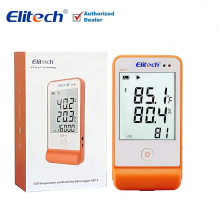цена на Thermometer Hygrometer Electronic Temperature and Humidity Data Logger Meter LCD USB Temperature Humidity Senor