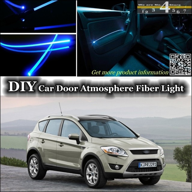 for ford kuga interior ambient light tuning atmosphere. Black Bedroom Furniture Sets. Home Design Ideas