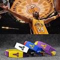 Pulseiras atacado bule preto esporte basquete sílica gel círculo mão o lakers KOBE assinatura à mão círculo pulseira