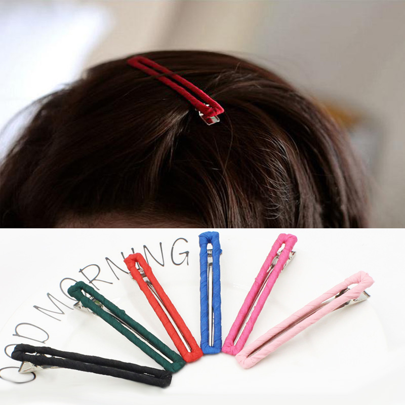 2017 New Cloth clip Duckbill clip Headdress Head flower Hairpin Hair ornaments accessories for Women & Girls Headwear Jewelry new hair claw for women girl elegant high quality hair clip party decorations holiday gift accessories