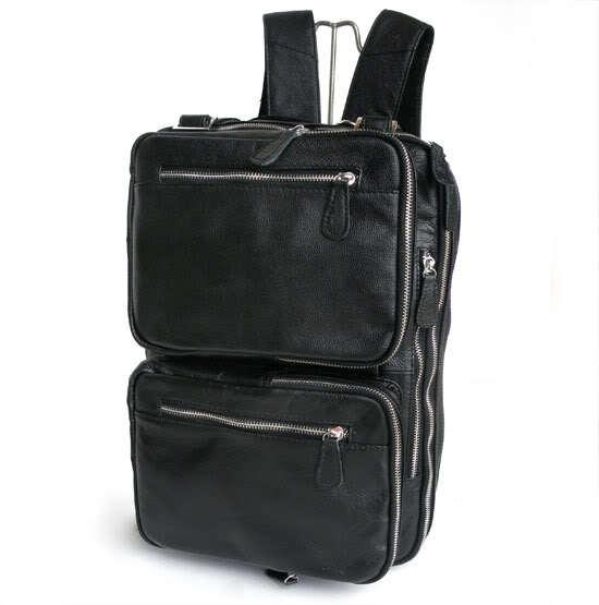 Echtem Frauen Rindsleder Schwarz Reisetaschen 100 Nesitu Männer Garantieren Echte M7041 Leder Portfolio Rucksäcke zAaxIqv