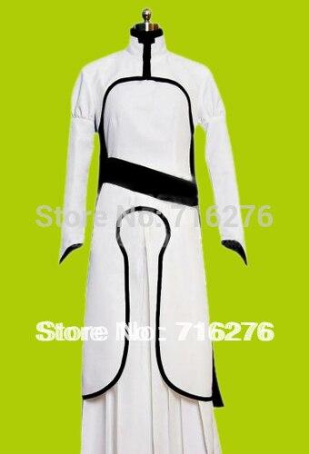 Аниме Bleach косплей Bleach Orihime Inoue Arrancar женские костюмы для косплея на Хэллоуин/Косплей вечеринки Бесплатная доставка