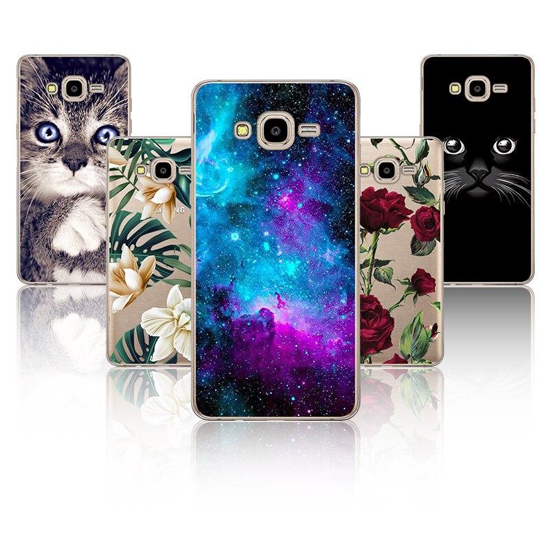 Fanatu sFOR Samsung Galaxy J3 6 2016 J320 J320F Silicone Case Back Cover 5 0 Clear