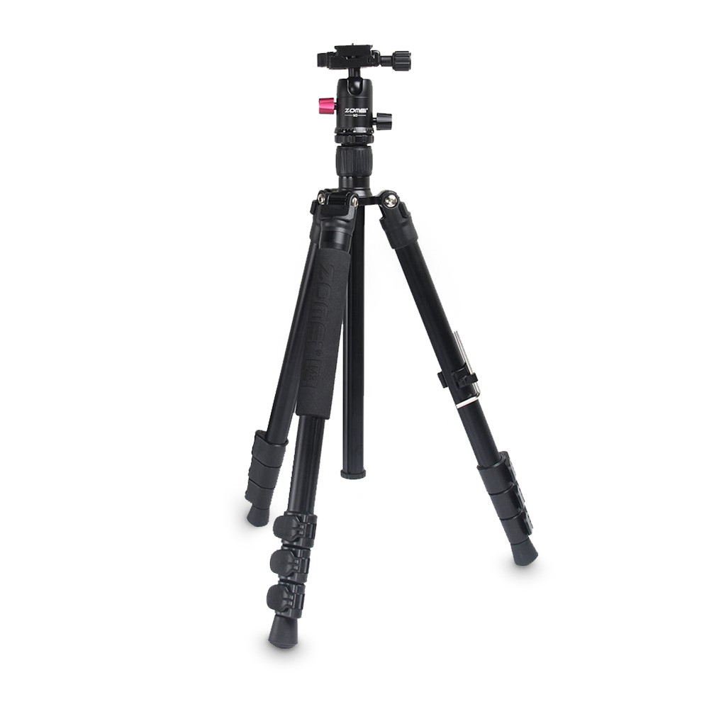 Zomei M3 Camera Tripod with Ball Head Quick Release Plate for SLR Cameras Phones phones