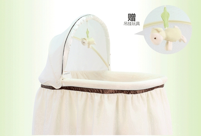 Bambino culla culla a dondolo letto neonato È per placare morpheus