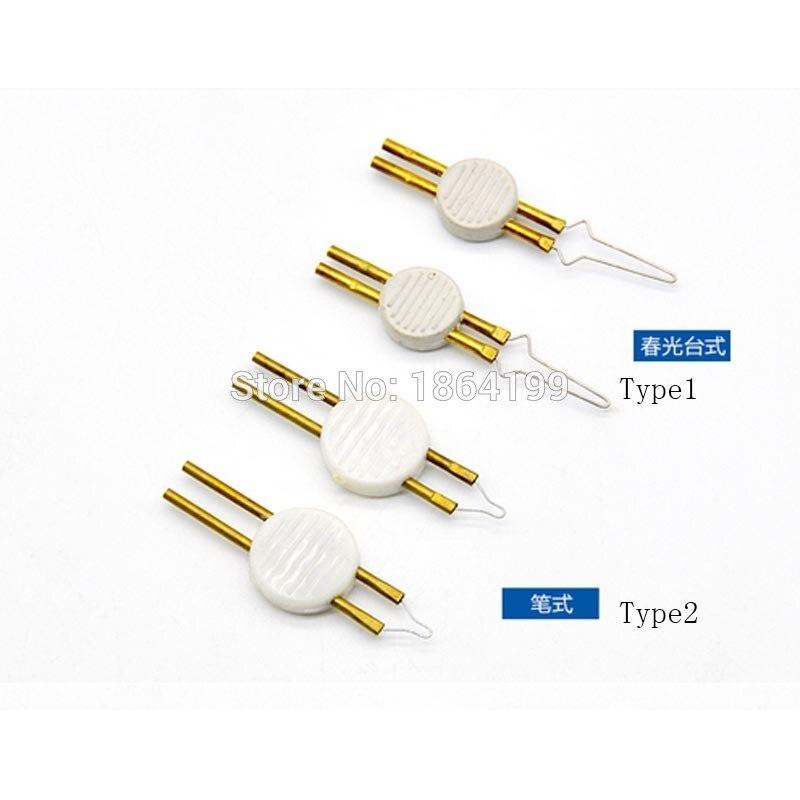 Messgeräte Analytisch 5 Teile/los Typ 2 Mono Polar Coagulator Elektrischen Kauter Mono-polar Electrocoagulation Kopf Augenlid Chirurgie Nadel Tools