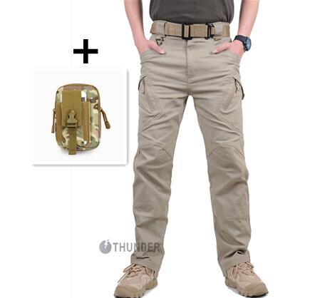 Nuovo TAD IX9 Pantaloni Tattici All'aperto Escursioni A Piedi Uomini Soldato Treno Pantaloni Militari Hunter Cargo Pantaloni + tasche Tattiche