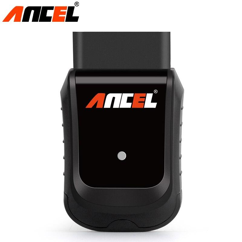 Ancel X5 OBD2 Système Complet outil De Diagnostic Test Airbag ABS Moteur SRS EPB Transmission Remise D'huile De Voiture OBD 2 Automobile scanner
