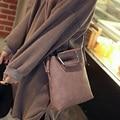 2017 Crossbody bag Tote Fashion All-match Small Bag Pu Leather Women Shoulder BAGS Female Messenger Handbag more colors