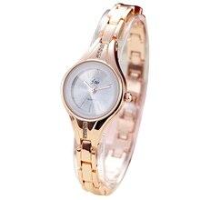 Mode femmes Quartz bracelet Montre Élégante Automatique Dames or robe montre-bracelet top qualité célèbre femme étanche vintage