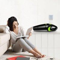 Portable 120W Car Vacuum Cleaner Handheld wireless Mini Vacuum Cleaner Super Suction