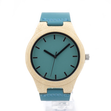 Bamboo Wooden Watch Sport Casual